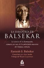 LA SABIDURÍA DE BALSEKAR