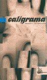 1. CALIGRAMA. LENGUAJE Y SOCIONATURALES