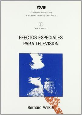 EFECTOS ESPECIALES PARA TELEVISIÓN