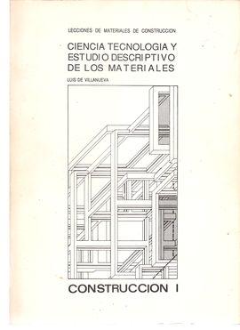CIENCIA, TECNOLOGÍA Y ESTUDIO DESCRIPTIVO DE MATERIALES