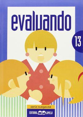 EVALUAANDO 13 SERIE MAGENTA