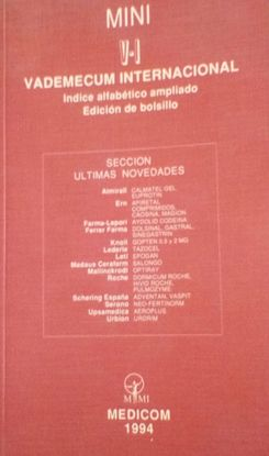 MINI VADEMECUM INTERNACIONAL, 1994