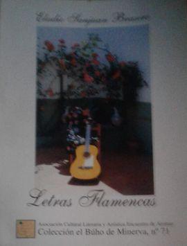 LETRAS FLAMENCAS