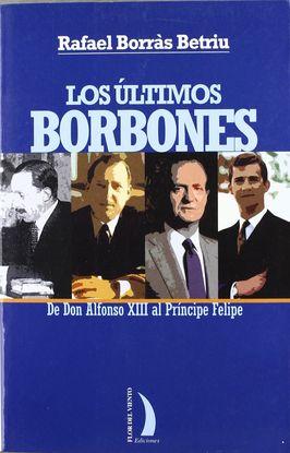 ULTIMOS BORBONES  TR-2