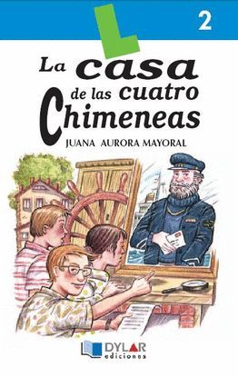 CASA DE CUATRO CHIMENEAS - LIBRO 2