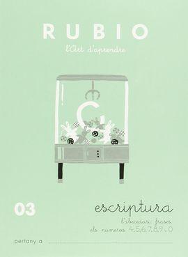 ESCRIPTURA (RUBIO)