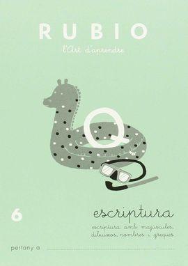 L'ART D'APRENDRE, ESCRIPTURA 6