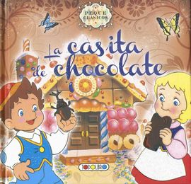 LA CASITA DE CHOCOLATE