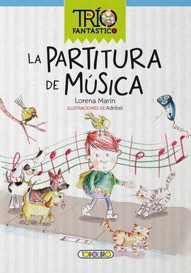 LA PARTITURA DE MUSICA