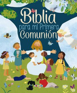 BIBLIA PARA MI PRIMERA COMUNIÓN