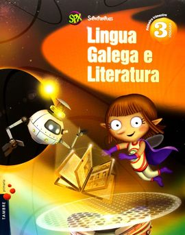 LINGUA GALEGA E LITERATURA 3º PRIMARIA (TRES TRIMESTRES) +