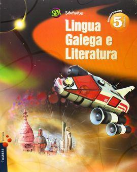 LINGUA GALEGA E LITERTURA 5º PRIMARIA (TRES TRIMESTRES)+NA BUSCA DO TESORO