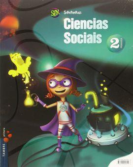 CIENCIAS SOCIAIS 2º PRIMARIA