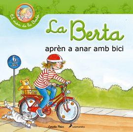 LA BERTA APRÈN A ANAR AMB BICI