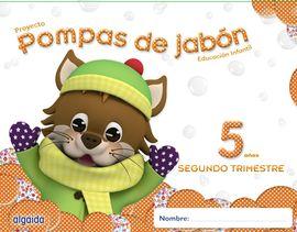 POMPAS DE JABÓN 5 AÑOS. 2º TRIMESTRE. PROYECTO EDUCACIÓN INFANTIL 2º CICLO