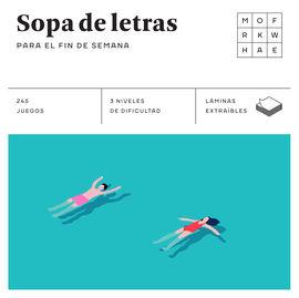 SOPA DE LETRAS PARA EL FIN DE SEMANA (CUADRADOS DE DIVERSIÓN)