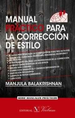 MANUAL PRÁCTICO PARA LA CORRECCIÓN DE ESTILO