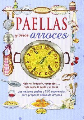 PAELLAS Y OTROS ARROCES