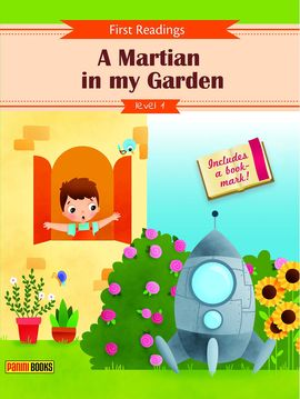 A MARTIAN IN MY GARDEN LEVEL 1