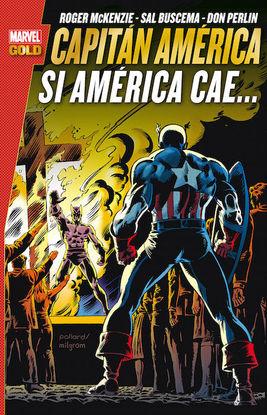 CAPITÁN AMÉRICA: SI AMÉRICA CAE...