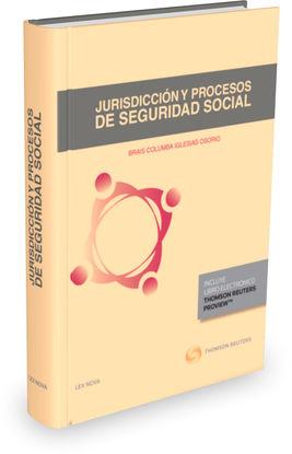 JURISDICCIÓN Y PROCESOS DE SEGURIDAD SOCIAL (PAPEL + E-BOOK)