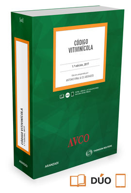 CÓDIGO VITIVINÍCOLA (PAPEL + E-BOOK)