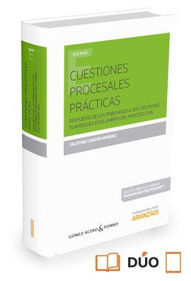 CUESTIONES PROCESALES PRÁCTICAS (PAPEL + E-BOOK)