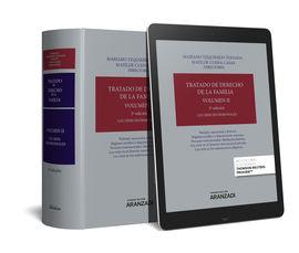 TRATADO DE DERECHO DE LA FAMILIA (VOLUMEN II) (PAPEL + E-BOOK)