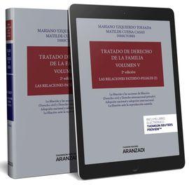 TRATADO DE DERECHO DE LA FAMILIA (VOLUMEN V) (PAPEL + E-BOOK)