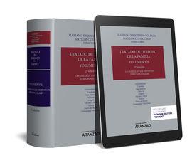 TRATADO DE DERECHO DE LA FAMILIA (VOLUMEN VII) (PAPEL + E-BOOK)