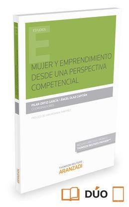 MUJER Y EMPRENDIMIENTO DESDE UNA PERSPECTIVA COMPETENCIAL (PAPEL + E-BOOK)