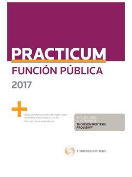PRACTICUM FUNCIÓN PÚBLICA 2017 (PAPEL + E-BOOK)