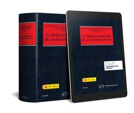EL DERECHO MARÍTIMO DE LOS NUEVOS TIEMPOS (PAPEL + E-BOOK)