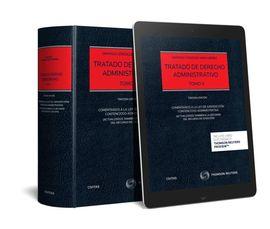 TRATADO DE DERECHO ADMINISTRATIVO TOMO II (PAPEL + E-BOOK)