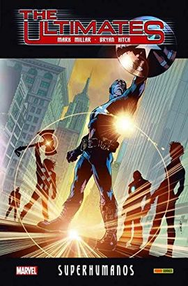 THE ULTIMATES 01: SUPERHUMANOS INTEGRAL