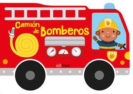 RUEDITAS - CAMIÓN DE BOMBEROS