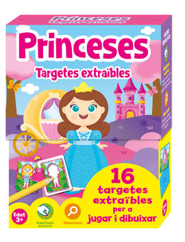 TARGETES EXTRAIBLES PRINCESES