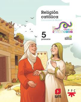 5EP.(MAD)RELIGION CATOLICA NUESTR-MSA 18