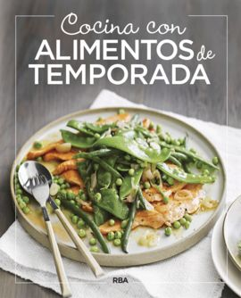 COCINA CON ALIMENTOS DE TEMPORADA