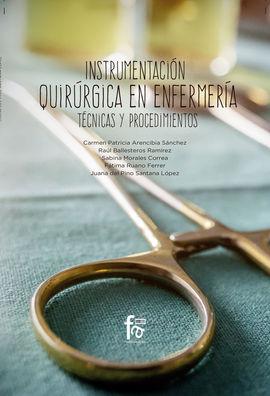 INSTRUMENTACION QUIRURGICA EN ENFERMERIA