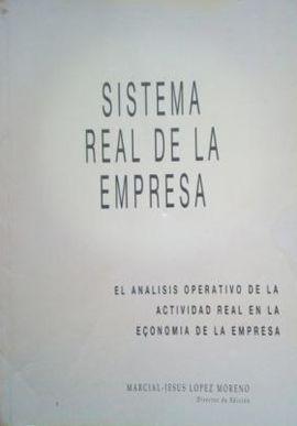 SISTEMA REAL DE LA EMPRESA