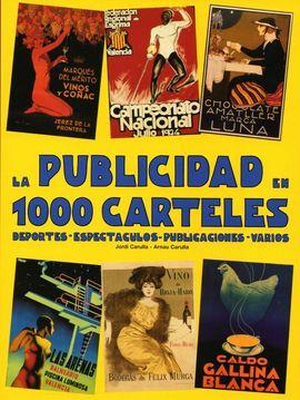 LA PUBLICIDAD EN 2000 CARTELES [ESTUCHE]