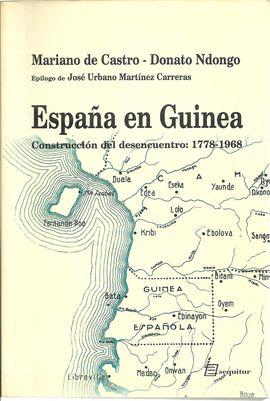 ESPAÑA EN GUINEAESPAÑA EN GUINEA