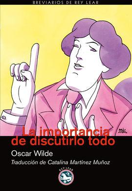 LA IMPORTANCIA DE DISCUTIRLO TODO