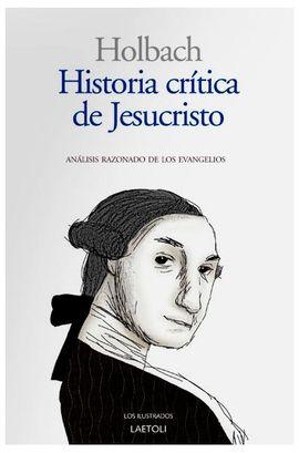 HISTORIA CRÍTICA DE JESUCRISTO