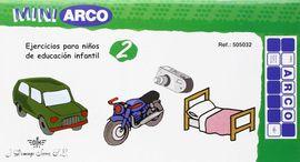 EDUCACIÓN INFANTIL. CUADERNO DE EJERCICIOS 2