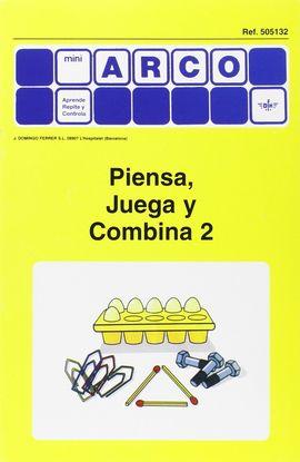 PIENSA, JUEGA Y COMBINA 2