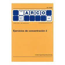 EJERCICIOS DE CONCENTRACIÓN 2