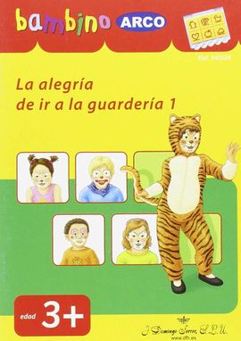 ALEGRIA DE IR A LA GUARDERIA 1 3 AÑOS