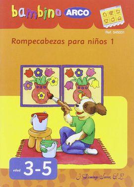 ROMPECABEZAS PARA NIÑOS 1 3 5 AÑOS